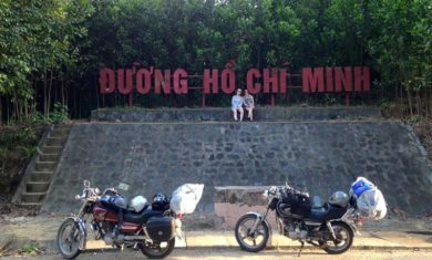 HOI AN TO HUE VIA HO CHI MINH TRAIL AND DMZ – 3 DAYS MOTORBIKE TOUR