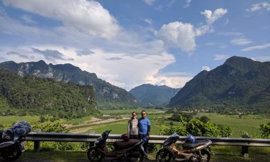 HOI AN TO PHONG NHA NATIONAL PARK – 3 DAYS MOTORBIKE TOUR