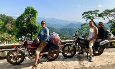 RURAL EXPERIENCE CO TU ETHNIC MINORITY LIFE AND LOOP – 2 DAYS MOTORBIKE TOUR